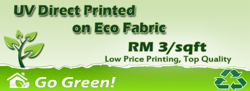 Image Fabric Banner